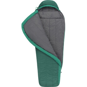 Sea to Summit Traverse TvIII Sleeping Bag long forrest/pine